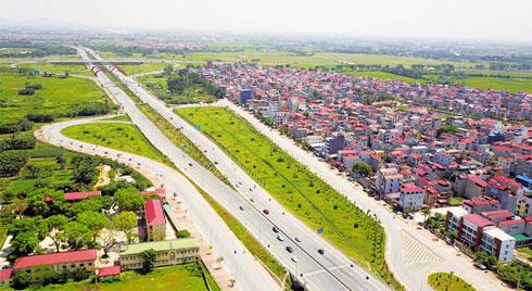 """Hà Nội: Giá đất ngoại thành Thủ đô """"nhảy múa"""""""