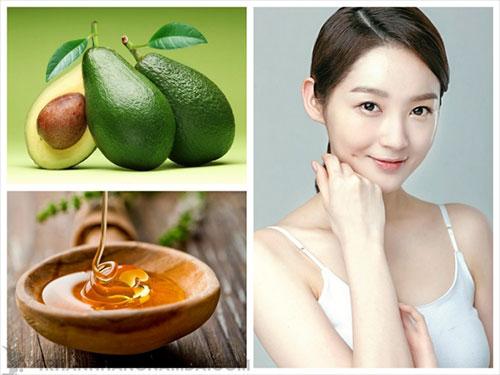 Mặt nạ bơ giúp da mềm mịn và chống nắng hiệu quả-1