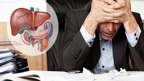 Các biến chứng của bệnh viêm gan B