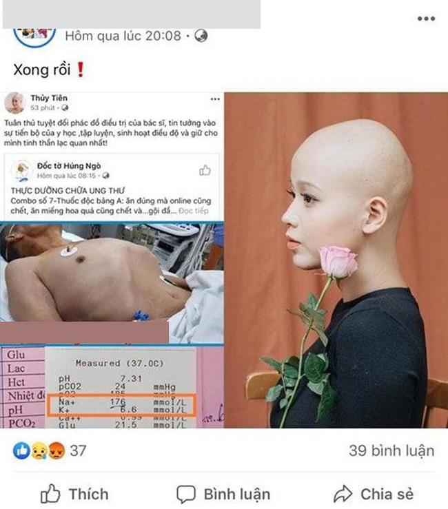 Áp dụng thực dưỡng chữa ung thư: Đừng để chết vì niềm tin mù quáng và thiếu hiểu biết-3