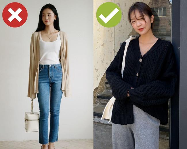 Chị em không nên cà thẻ cho 3 kiểu cardigan sau, trông không xấu tệ hại nhưng chẳng khiến style khá hơn-1