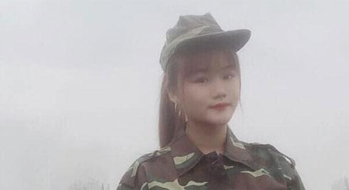 Bất chấp bị bố mẹ ngăn cản, nữ sinh Bắc Giang 18 tuổi bảo lưu đại học, nộp đơn lên đường đi nghĩa vụ quân sự
