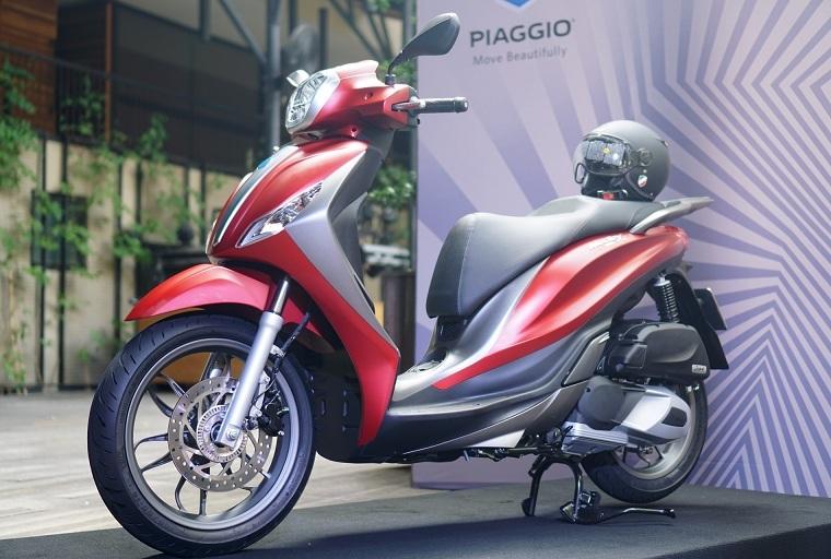 Giá trên 70 triệu, chọn Honda SH 2020 hay Piaggio Medley?-3
