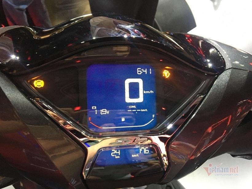 Giá trên 70 triệu, chọn Honda SH 2020 hay Piaggio Medley?-5