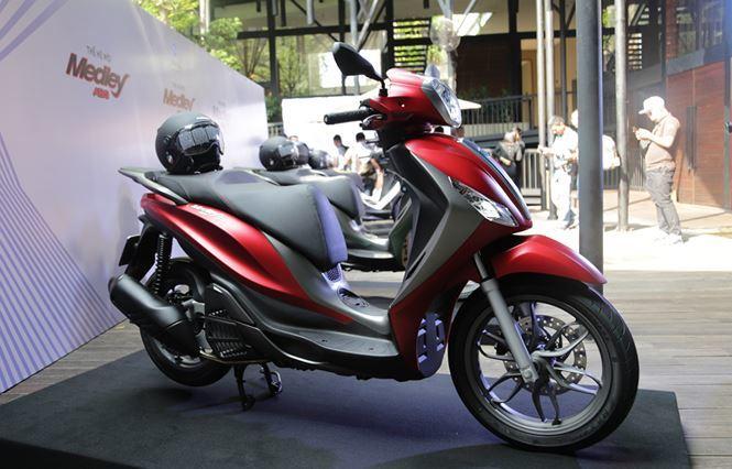 Giá trên 70 triệu, chọn Honda SH 2020 hay Piaggio Medley?-7