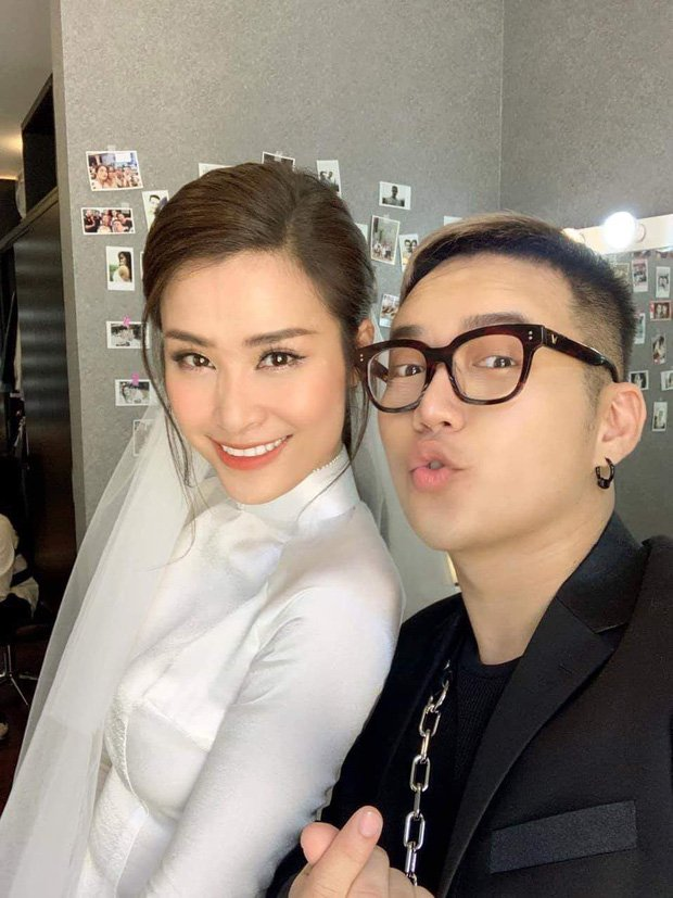 Đông Nhi và những mỹ nhân Việt chọn áo dài trắng thuần khiết trong lễ vu quy-4