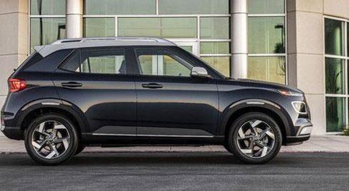 Cận cảnh crossover giá rẻ hoàn toàn mới - Hyundai Venue 2020