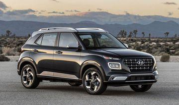 Cận cảnh crossover giá rẻ hoàn toàn mới - Hyundai Venue 2020-1