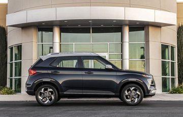 Cận cảnh crossover giá rẻ hoàn toàn mới - Hyundai Venue 2020-2