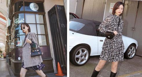3 cách mix váy với boots cực chuẩn nàng nào cũng nên áp dụng