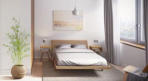3 mẹo nhỏ cho phòng ngủ luôn dịu mát, vợ chồng hòa thuận, tiền bạc cứ từ từ chảy vào túi