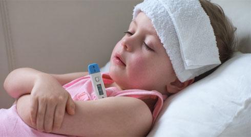 Dấu hiệu cảnh báo viêm màng não ở trẻ em
