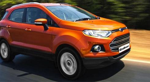 Các lỗi thường gặp trên Ford EcoSport