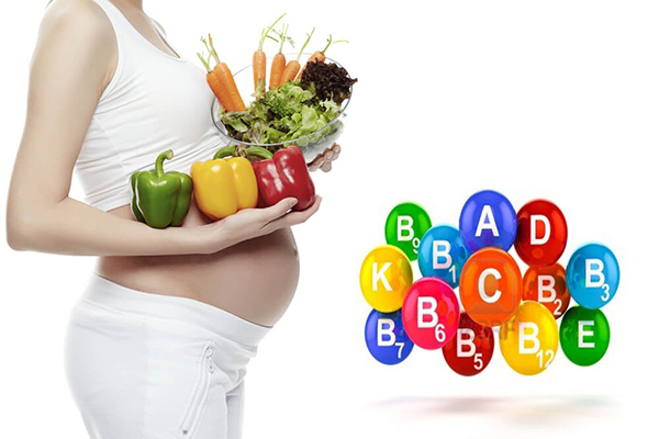 Mẹ bầu ăn gì để thai nhi tăng cân nhanh 3 tháng cuối thai kỳ-2