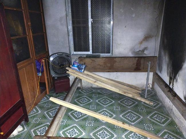 Vụ chồng giết vợ đang mang thai rồi cuốn chăn đốt ở Thái Bình: Hé lộ cuộc đời bất hạnh của người vợ trẻ-3