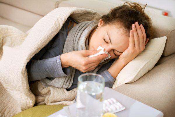 Sốt siêu vi ở người lớn và những điều cần lưu ý để nhanh khỏi bệnh-1