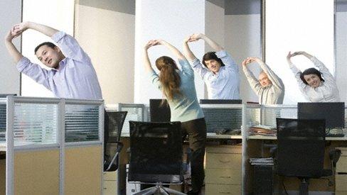 Béo phì ở dân văn phòng, nguyên nhân và cách phòng tránh