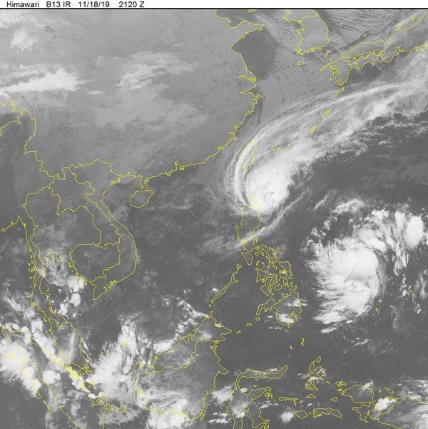 Miền Bắc chuyển mưa rét trong 2-3 ngày, biển Đông sắp đón cơn bão mới mạnh cấp 11-2