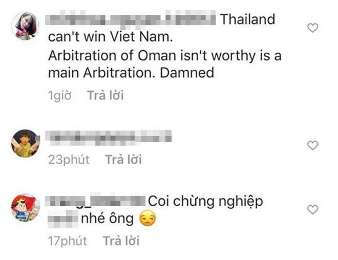 Triệu fan Việt Nam tấn công trọng tài, fan Thái Lan khen 1 SAO quá hay-4