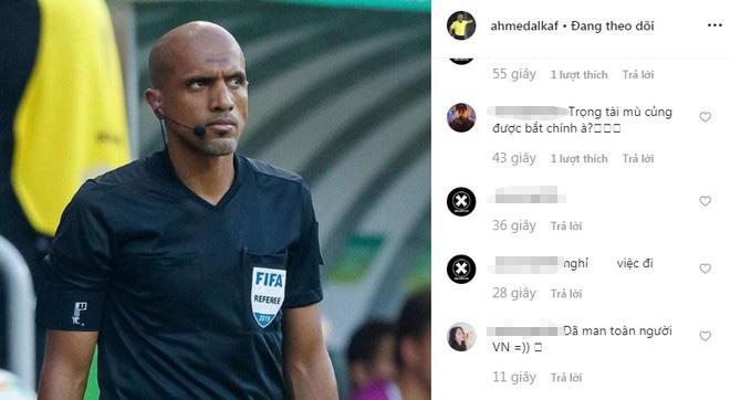 Triệu fan Việt Nam tấn công trọng tài, fan Thái Lan khen 1 SAO quá hay-3