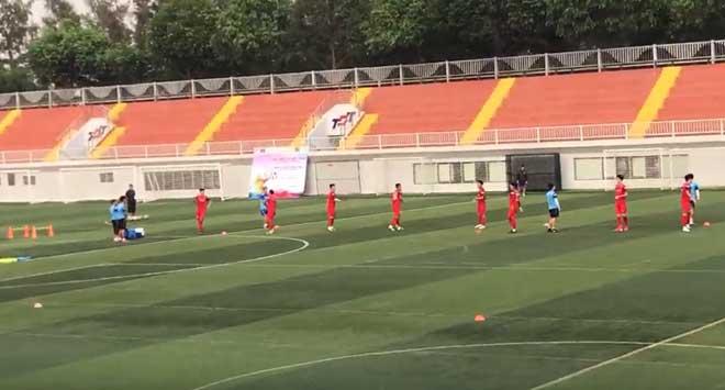 Kế của HLV Park Hang Seo không để U22 Việt Nam lộ bài SEA Games 30-1