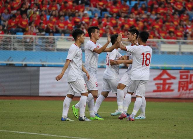 U22 Việt Nam mơ HCV SEA Games: Thầy Park ấp ủ chơi tấn công-1