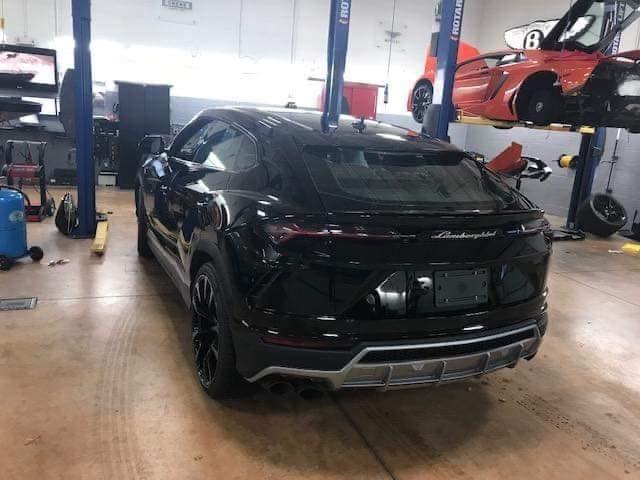 Đại gia Dương Kon tậu Lamborghini Urus giá vài chục tỷ-3