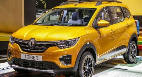 Ô tô giá rẻ 218 triệu, Renault Triber 2019 chính thức bán tại Đông Nam Á
