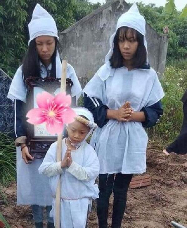 Bố mẹ lần lượt qua đời, cuộc sống ba đứa trẻ lay lắt qua ngày-1