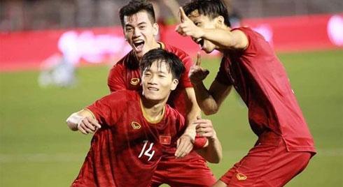 Video bàn thắng U22 Việt Nam 2-1 U22 Indonesia