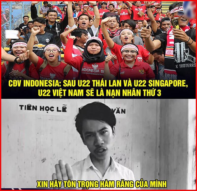 Loạt ảnh chế gây sốc về trận U22 Việt Nam 2-1 U22 Indonesia-3