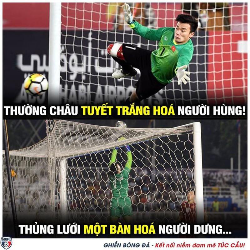 Loạt ảnh chế gây sốc về trận U22 Việt Nam 2-1 U22 Indonesia-5