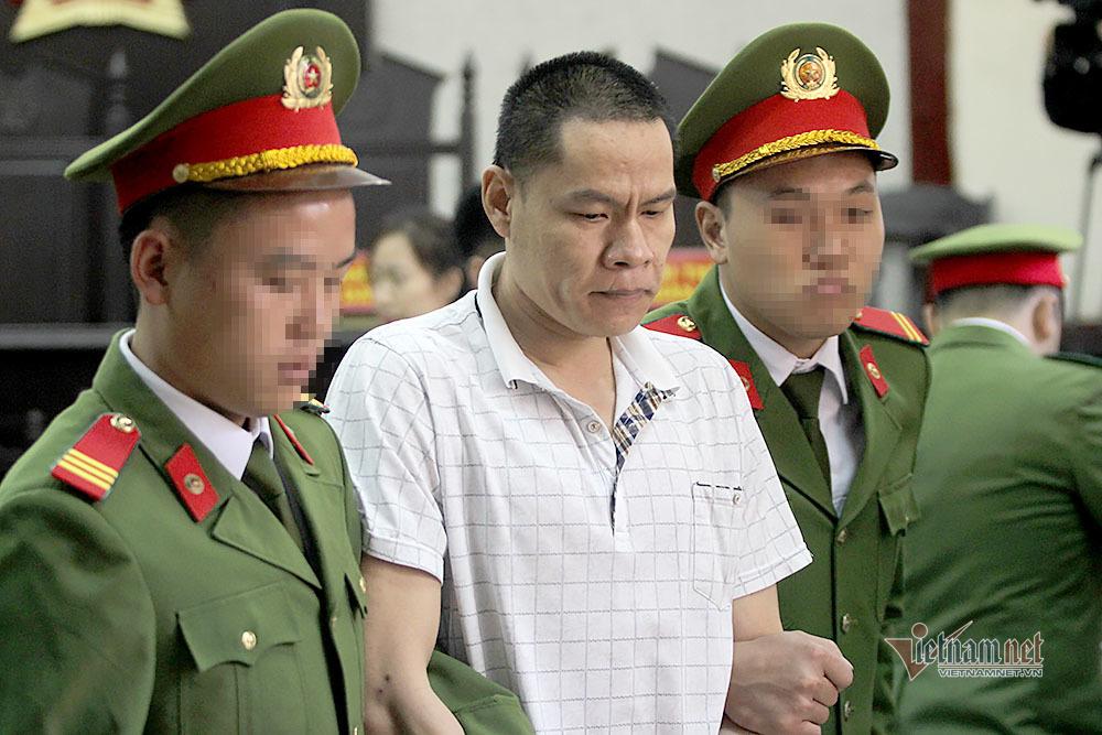 Nước mắt của mẹ Vì Văn Toán sau phiên xử vụ nữ sinh giao gà-3
