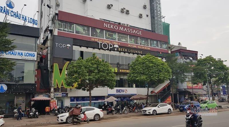 'Chuồng cọp' khủng mọc trên trung tâm thương mại án ngữ 'đất vàng' bậc nhất Hà Nội-2