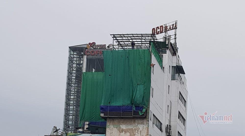 'Chuồng cọp' khủng mọc trên trung tâm thương mại án ngữ 'đất vàng' bậc nhất Hà Nội-3