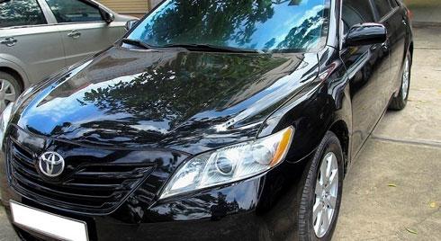 Thanh lý xe công, loạt Toyota Camry có giá cực rẻ