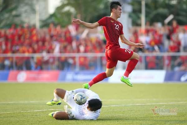 U22 Việt Nam đấu Indonesia: Đá thế nào, nếu vắng Tiến Linh?-2