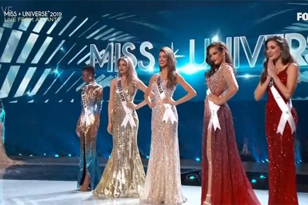 Nam Phi đăng quang Miss Universe, Hoàng Thùy dừng chân top 20-17