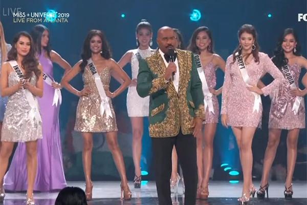 Nam Phi đăng quang Miss Universe, Hoàng Thùy dừng chân top 20-3