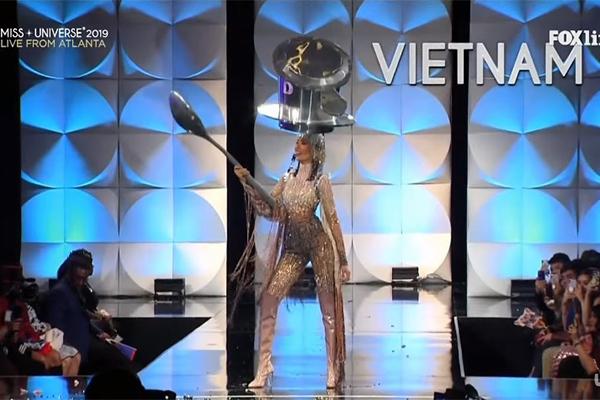 Nam Phi đăng quang Miss Universe, Hoàng Thùy dừng chân top 20-6