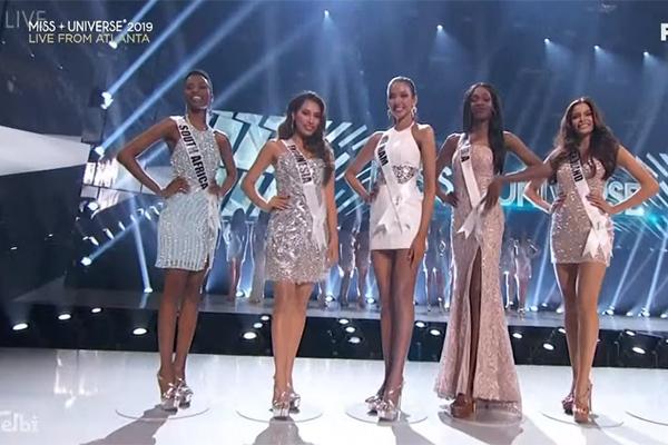 Nam Phi đăng quang Miss Universe, Hoàng Thùy dừng chân top 20-7