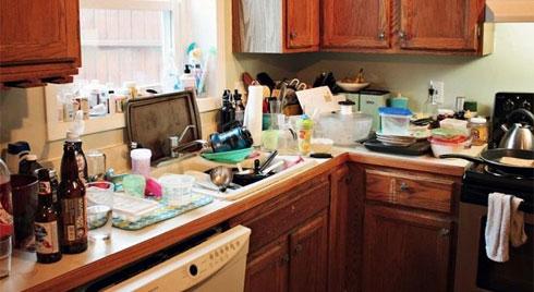 10 thói quen nhà bếp vô tình khiến cả gia đình bệnh tật triền miên