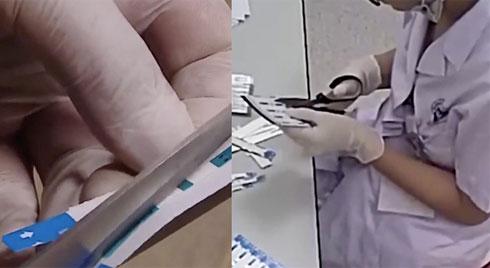 Công ty cấp test xét nghiệm khẳng định bệnh viện Xanh Pôn phải chịu trách nhiệm