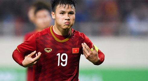 Báo châu Á chọn Quang Hải xuất sắc nhất bóng đá Việt Nam 2019