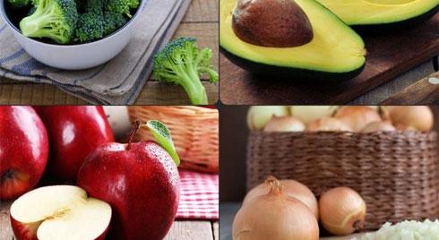 Thực phẩm tốt cho người bị rối loạn mỡ máu