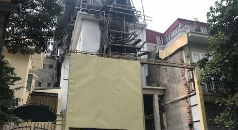 Bất chấp lệnh 'cắt ngọn', cao ốc xây vượt mặt vẫn chình ình giữa Thủ đô