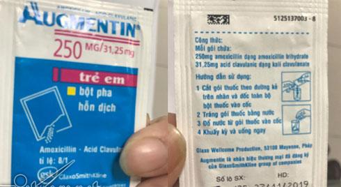 BV Nhi TƯ bị tố dùng thuốc kháng sinh hết hạn cho bệnh nhi