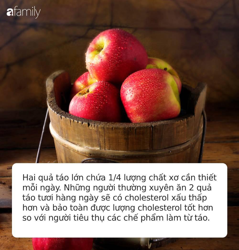 Điều kỳ diệu gì sẽ xảy ra khi ăn 2 trái táo/ngày: Những tác dụng khiến chị em tiếc hùi hụi vì không biết sớm hơn-2