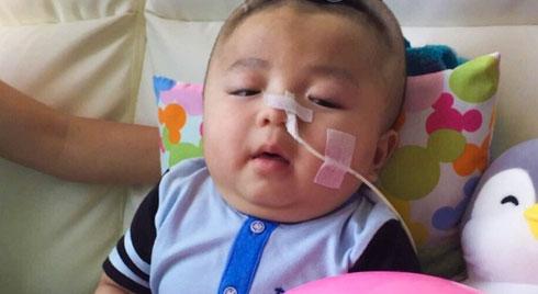 Phạm Đức Lộc, 'chú lính chì dũng cảm' đã vĩnh viễn ra đi sau 3 năm chống chọi căn bệnh não úng thuỷ
