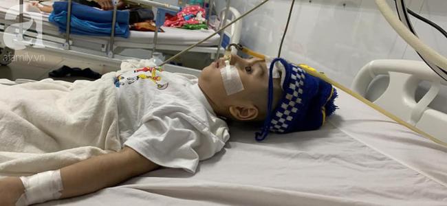 Phạm Đức Lộc, chú lính chì dũng cảm đã vĩnh viễn ra đi sau 3 năm chống chọi căn bệnh não úng thuỷ-12